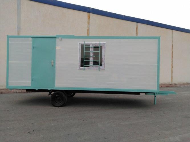 ŞANTİYE KARAVANI 236X6m